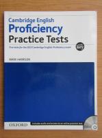 Mark Harrison - Proficiency practice tests
