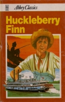 Mark Twain - Huckleberry Finn (in limba engleza)