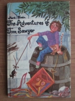 Anticariat: Mark Twain - The Adventures of Tom Sawyer