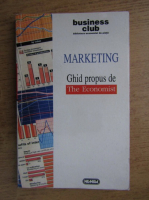 Marketing. Ghid propus de The Economist