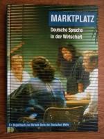 Anticariat: Marktplatz. Deutsche Sprache in der Wirtschaft