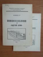 Anticariat: Marosi P. - Hidrologie (2 volume)