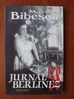Martha Bibescu - Jurnal berlinez 38