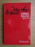 Anticariat: Martha Bibescu - Jurnal politic