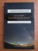 Anticariat: Martin Bojowald - Ce a fost inainte de Big Bang? O istorie intreaga a universului