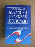 Anticariat: Martin H. Manser - Advanced learners dictionary