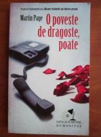 Martin Page - O poveste de dragoste, poate
