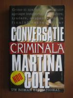 Martina Cole - Conversatie criminala
