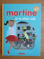 Anticariat: Martine et le billet vole