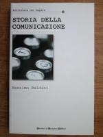 Massimo Baldini - Storia della comunicazione