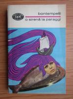 Anticariat: Massimo Bontempelli - O sirena la Paraggi