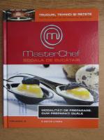 Master Chef. Scoala de bucatari, volumul 2. Modalitati de preparare