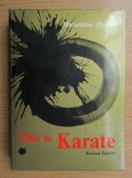 Anticariat: Masutatsu Oyama - This is karate