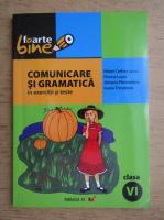 Anticariat: Matei Cerkez - Comunicare si gramatica in exercitii si teste pentru clasa a VI-a