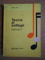 Matei Jurebita - Teorie si solfegii. Manual pentru clasa a VII-a a scolilor de muzica