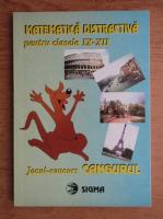 Matematica distractiva pentru clasele IX-XII. Jocul concurs Cangurul (2002)