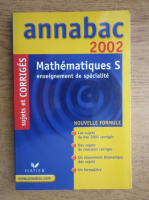Anticariat: Mathematiques S. Enseignement de specialite