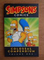 Matt Groening - Simpsons comics. Colossal compendium (volumul 1)