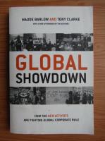 Anticariat: Maude Barlow - Global showdown