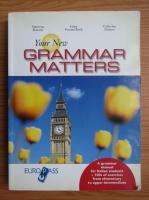 Anticariat: Mauretta Bonomi - Your new Grammar Matters
