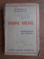 Maurice Barring - Daphne Adeane (1937)