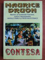 Anticariat: Maurice Druon - Contesa