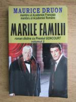 Anticariat: Maurice Druon - Marile familii (volumul 2)
