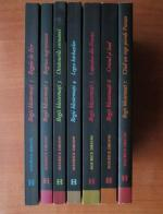 Maurice Druon - Regii blestemati (volumele 1, 2, 3, 4, 5, 6, 7)