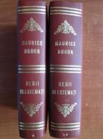 Maurice Druon - Regii blestemati (volumele 1, 2 si 3)