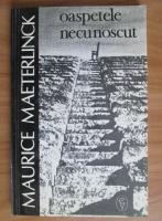 Maurice Maeterlinck - Oaspetele necunoscut