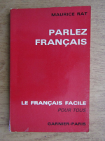 Maurice Rat - Parlez francais