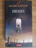 Anticariat: Mauro Raccasi - Druidul