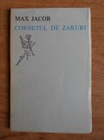 Anticariat: Max Jacob - Cornetul de zaruri