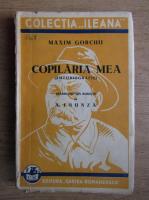 Maxim Gorchii - Copilaria mea (1933)