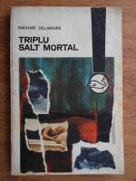 Anticariat: Maxime Delamare - Triplul salt mortal