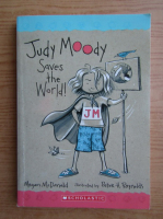 Anticariat: Megan McDonald - Judy Moody saves the world