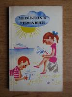 Anticariat: Mein Kleines Ferienbuch