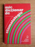 Memet Gafar - Mic dictionar de stomatologie