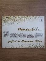 Anticariat: Memorabile... Garfica de Alexandru Olian