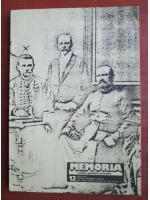 Anticariat: Memoria. Revista gandirii arestate (nr. 12)