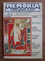 Anticariat: Memoria. Revista gandirii arestate (nr. 32)