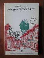 Anticariat: Memoriile principelui Nicolae Sutu