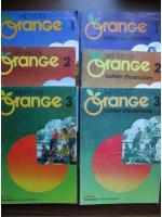 Methode Orange (3 volume + 3 caiete de exercitii)
