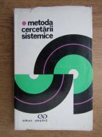 Metoda cercetarii sistemice