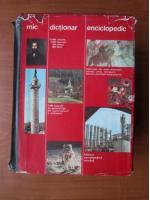 Mic Dictionar Enciclopedic (1972)