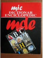 Anticariat: Mic dictionar enciclopedic (2005)