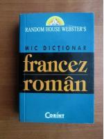 Mic dictionar Francez-Roman (13.000 de cuvinte)