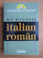 Anticariat: Mic dictionar italian-roman