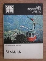 Mic indreptar turistic, Sinaia