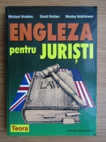 Anticariat: Michael Brookes - Engleza pentru juristi (2007)